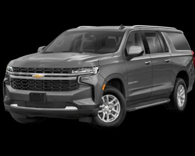 Pre-Owned 2021 Chevrolet Suburban Z71 4WD 4D Sport Utility