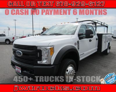 2017 Ford F-450 XL Extended Service Body