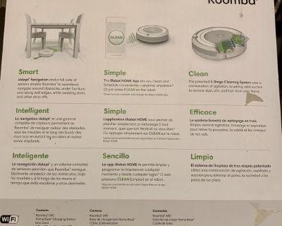 FS Roomba 690 iRobot vacuum