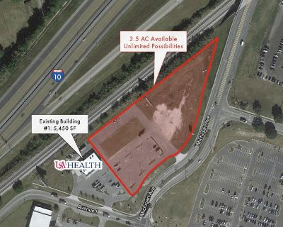 Office/Retail/Restaurant Space in Aeroplex at Brookley