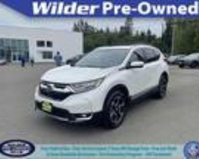 2018 Honda CR-V White, 45K miles