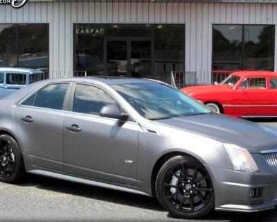 2012 Cadillac CTS-V Standard