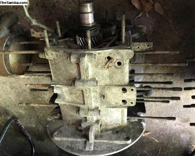 1962 Porsche 356 Engine Long Block P*608474*