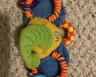 Rattle Infant Toy