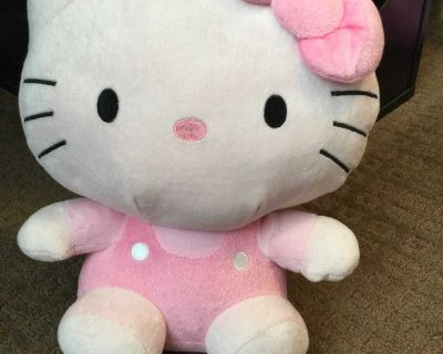 Large hello kitty ty toys