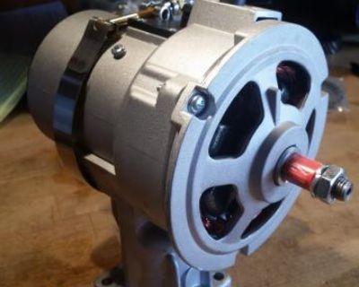 Stainless Alternator - Generator Clamps