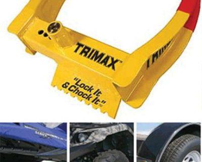Trimax Tcl75 Trimax Wheel Chock Lock