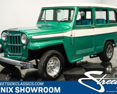 1961 Willys Jeep Wagon