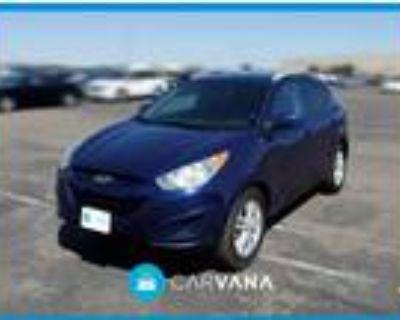 2010 Hyundai Tucson Blue, 96K miles