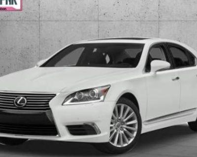 2014 Lexus LS LS 460