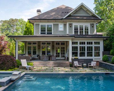 Luxury Intown House with Spacious Rooms on Quiet Street, Atlanta, GA