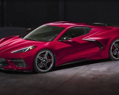 2020 Chevrolet Corvette 3LT