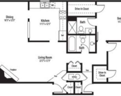 E Constitution Dr #044-3, Palatine, IL 60074 2 Bedroom Apartment