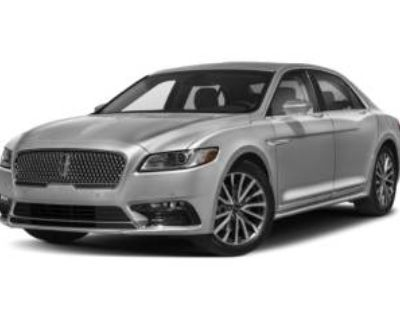 2020 Lincoln Continental Standard FWD