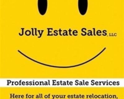 Estate sale hosted by Jolly Estate Sales