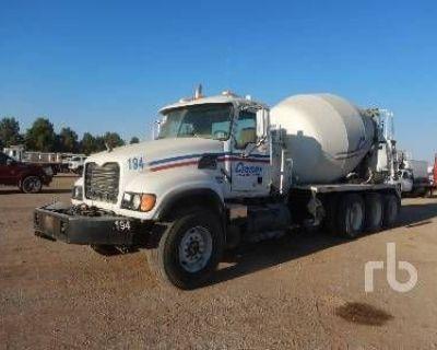 2005 MACK Concrete Mixer, Pump Trucks