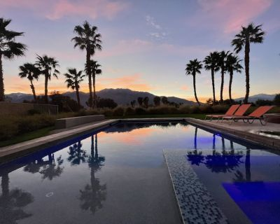 Dream Backyard on the Escena Golf Course with Stunning Mountain View s - Palm Springs