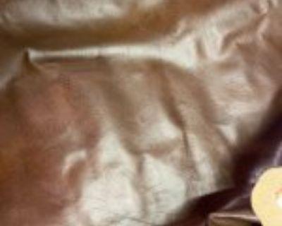 1933 1934 ford correct lebaron bonney brown leather hides