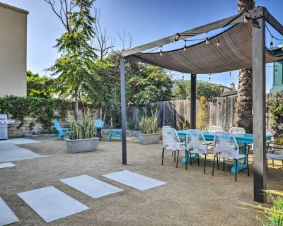 Remodeled Ventura Beach Home With Yard & Fire Pit! - Pierpont Bay
