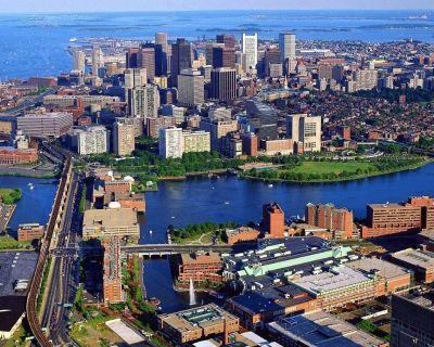 Near Historic Landmarks, 2 Modern Units - Downtown Boston