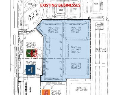 VENTANA RANCH @ PASEO DEL NORTE - 6.32 ac. of PRIME RETAIL Available