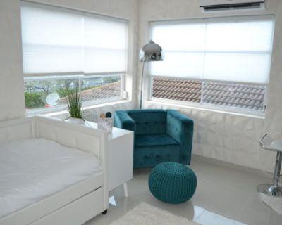 Modern Luxury Studio Apt Double Beds
