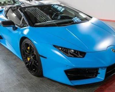 2017 Lamborghini Huracan Standard