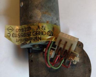 Wiper motor Vanagon 251 955 113 C