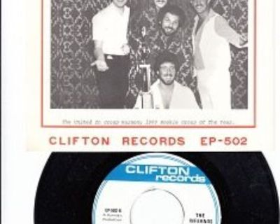 INFERNOS ~ Chapel Of Dreams *Mint- EP / Picture Sleeve w/45 !