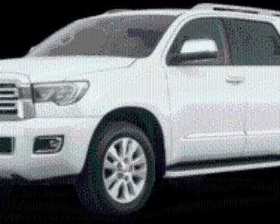 2019 Toyota Sequoia Platinum 4WD