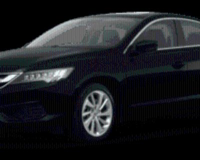 2018 Acura ILX A-Spec with Premium Package