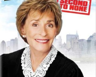 "JUDGE JUDY ""Second To None"" Dvd (Rare - Out of Print)"