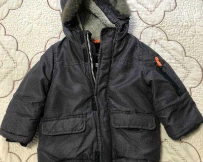 Infant Boy OuterwearLot- Jacket, Coat, Hats