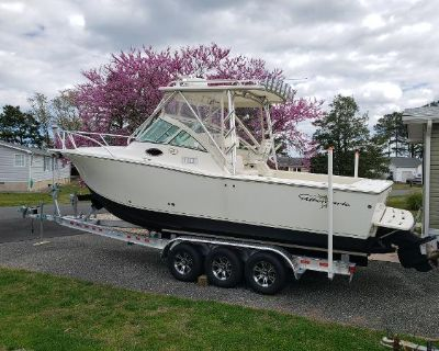 2007 Albemarle 268 Express Fisherman