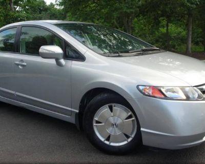 2007 Honda Civic Hybrid
