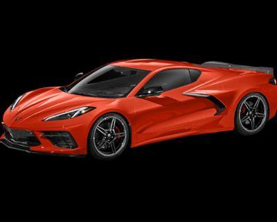 New 2021 Chevrolet Corvette 1LT