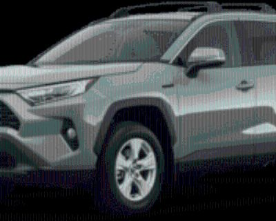 2021 Toyota RAV4 Hybrid XLE