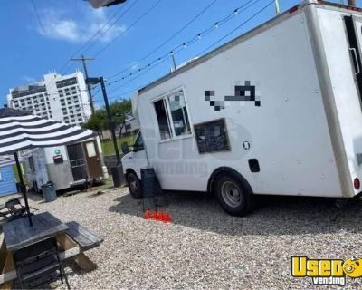 2008 - 15' Ford E450 Cutaway Shaved Ice Truck / Used Food Truck