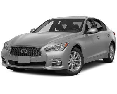 Pre-Owned 2014 INFINITI Q50 Premium RWD 4dr Car