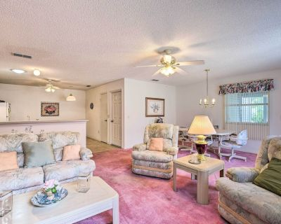 NEW! The Villages Home: Golf, Shop, & Swim Nearby! - Alhambra