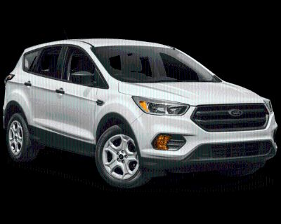 Pre-Owned 2017 Ford Escape S FWD 4D Sport Utility