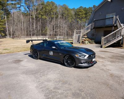 2016 Mustang GT Track Car