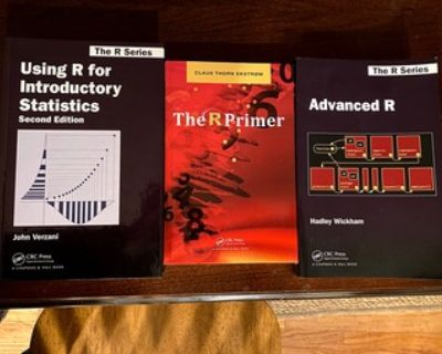 Books on R