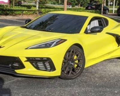 2021 Chevrolet Corvette 2LT
