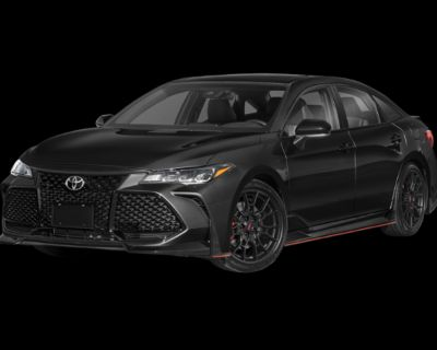New 2021 Toyota Avalon TRD FWD (Natl) Front Wheel Drive 4dr Car