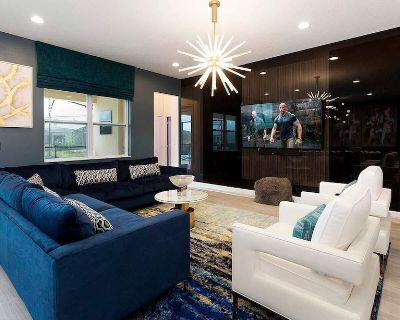 NEW Home/modern Decor/15 Mins to Disney/resort Amenities Open/pool and Spa - Celebration