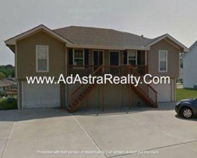 1813 1st St, Platte City, MO 64079 2 Bedroom House