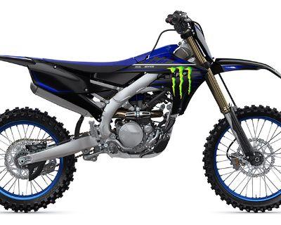 2022 Yamaha YZ250F Monster Energy Yamaha Racing Edition Motocross Off Road Waynesburg, PA