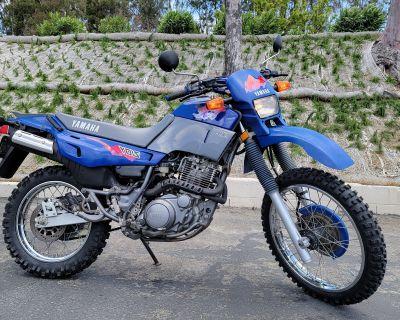 1990 Yamaha XT600