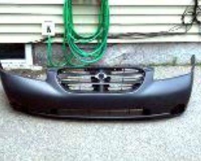 *new* 00-01 Nissan Maxima Front Bumper